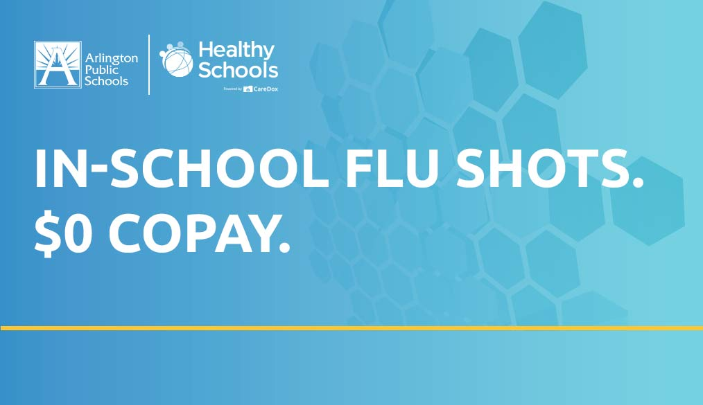 Free Flu Shots for All APS Students || Vacunas contra la influenza gratis para todos los estudiantes de APS