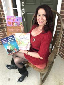 Ledezna Puerto Published author