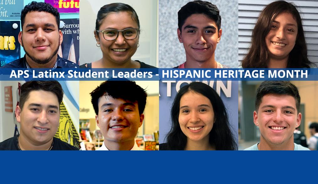 Mes de la Herencia Hispana    Hispanic Heritage Month