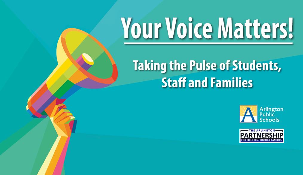 Your Voice Matters Survey 2020 || Encuesta 2020 APS Tu Voz Cuenta