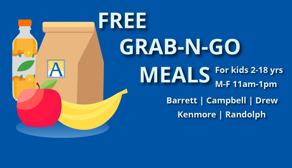 Free Lunch and  Breakfast || Desayuno y Almuerzo Gratuitos