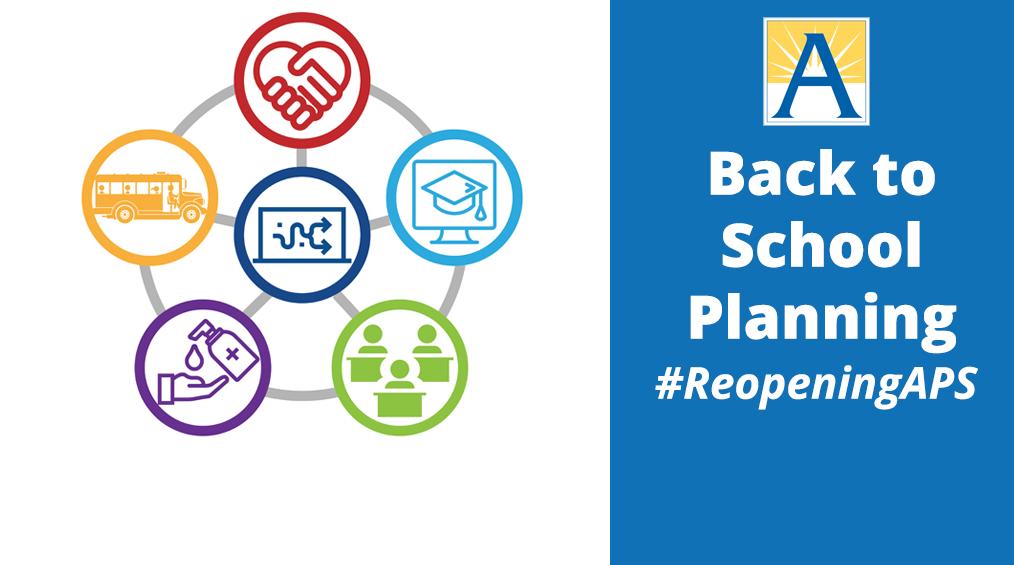 Planning for Reopening Schools || Planificación para reabrir escuelas