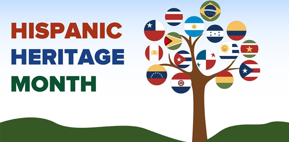 Celebremos la herencia hispana || Celebrate Hispanic Heritage Month