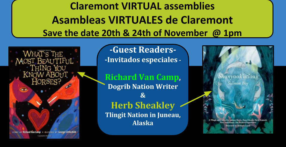 Claremont's first virtual assembly || La primer asamblea virtual de Claremont