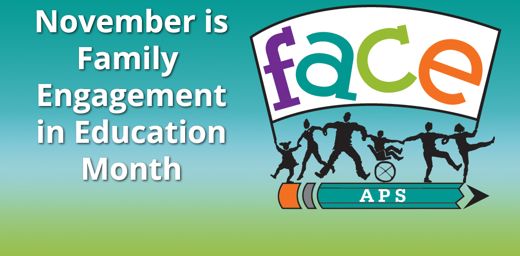 Family Engagement in Education month || Mes de la participación familiar en la educación
