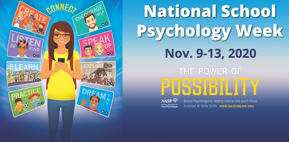 National School Psychology Week || Semana Nacional de Psicología Escolar